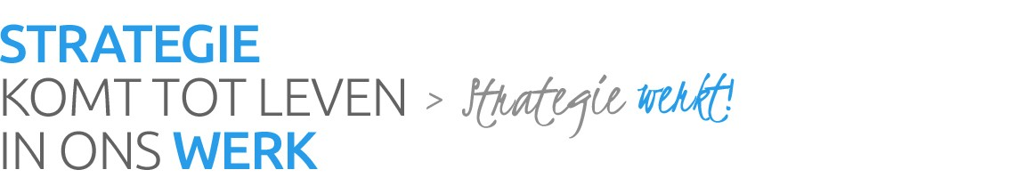 merkelijkheid-strategie